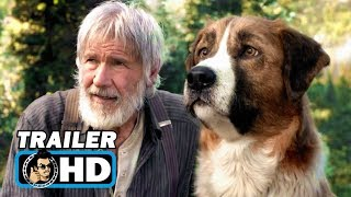 CALL OF THE WILD Trailer (2020) Harrison Ford
