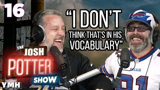 Hot Mics w/ Ryan Sickler (EP 16) | The Josh Potter Show