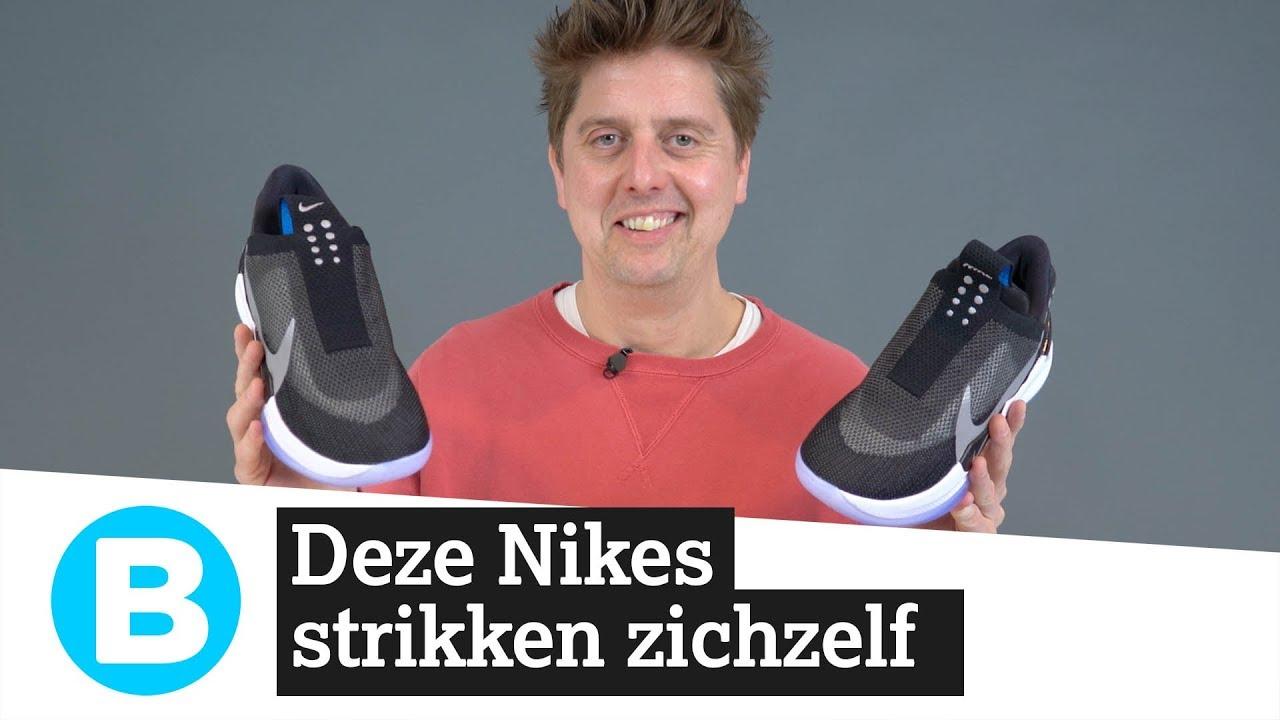 llegada telescopio propietario  Nike bepaalt je schoenmaat met je telefooncamera | RTL Nieuws