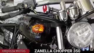 Zanella Chopper 350 - Patagonian Eagle Nuevo Modelo 2015 - Urquiza Motos thumbnail