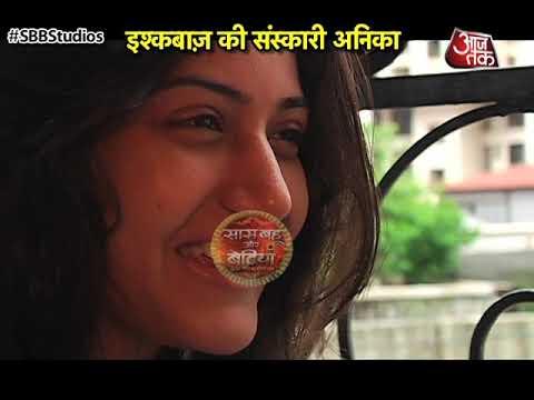 Home Dayout With Surbhi Chandna aka Anika!