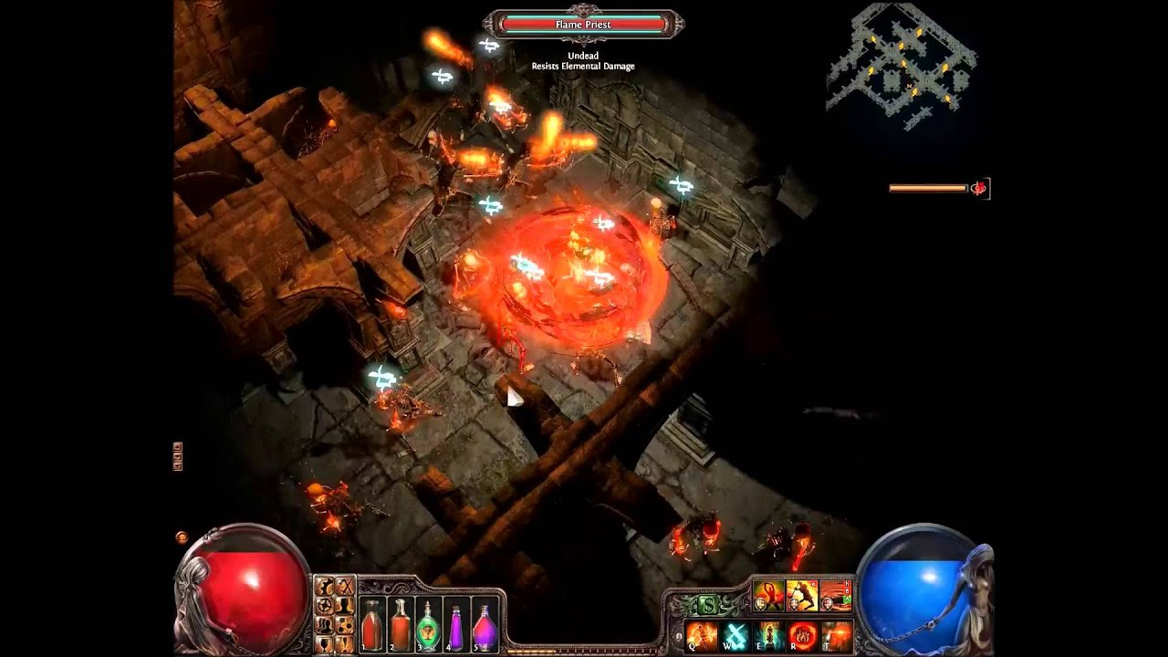 Path of exile assassins mark