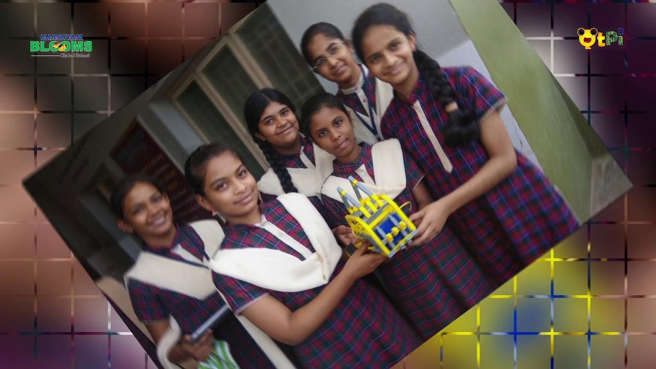 Introductory Robotics Workshop Bhashyam Blooms Youtube