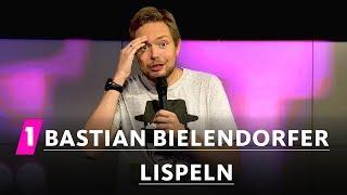Bastian Bielendorfer: Lispeln