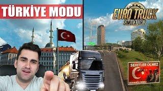 Euro Truck Simulator 2 Türkiye Mod - Türkiye Haritası | ETS 2 Türkçe