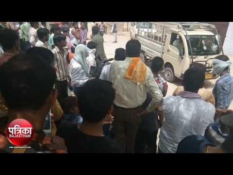 BIKANER: शूटिंग: ठकुराईन ने लठैतों के चगुंल से छुड़ाई गांव की छोरी
