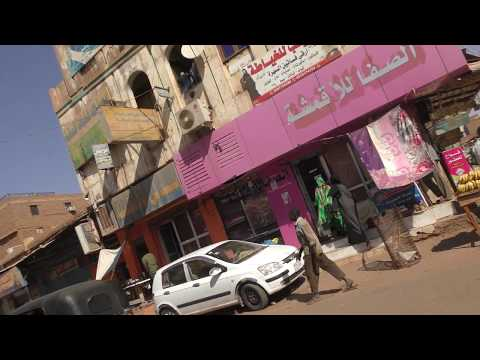 A brief look at Omdurman Market ,Khartoum, Sudan