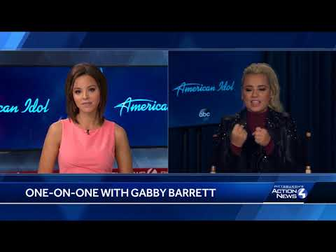 Gabby Barrett thanks Pittsburgh on morning after 'American Idol' finale