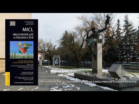 MICL - Michal Novotný - výstavní síň Chrudim - 9.3. - 1.5.2016