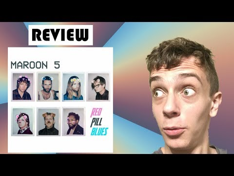 IT'S NOT TRASH!? (Maroon 5 - Red Pill Blues REVIEW)