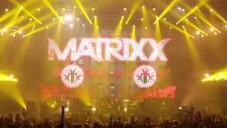 The MATRIXX - Никто не выжил (Питер, 17.10.2015)
