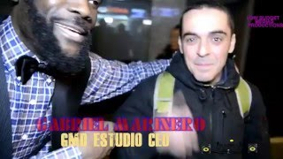 Albme Da Mystikah arriving LE CLUB 3 0 Getafe Madrid: Part 1