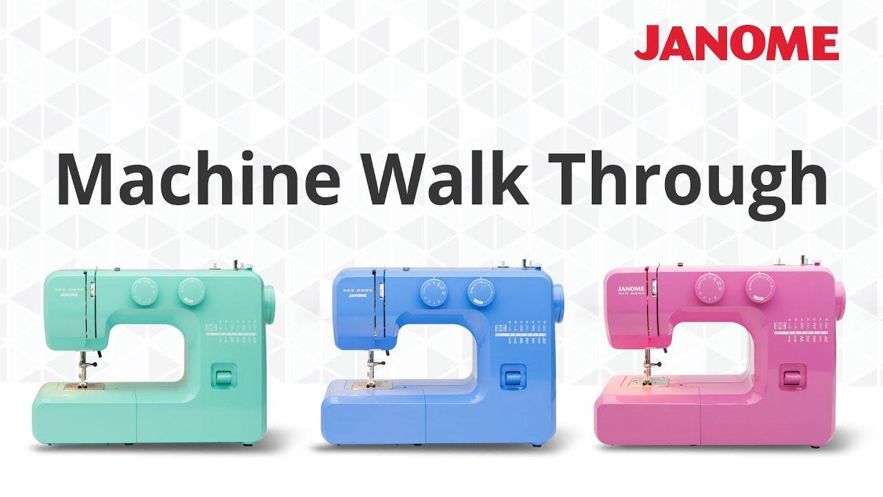 Machine Walkthrough - YouTube