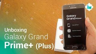 Samsung Galaxy Grand Prime+ Plus (J2 Prime) - Unboxing en español