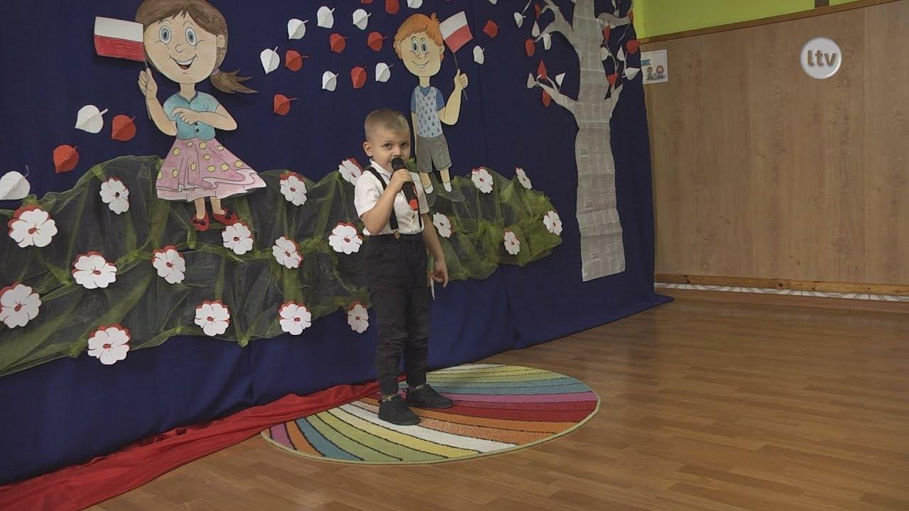 Lokalnatv Kto Ty Jesteś Polak Mały śpiewały Przedszkolaki