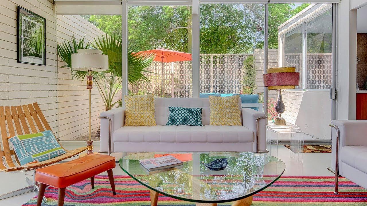 Exceptionnel Mid Century Modern (Racquet Club Garden Villas) Palm Springs, CA