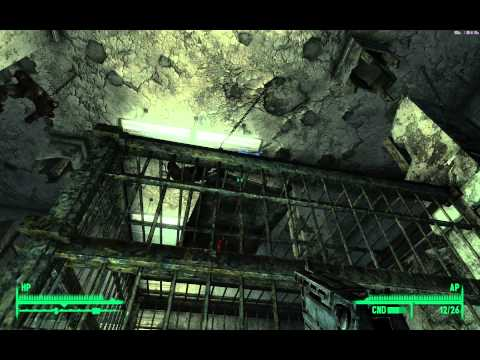 Fallout 3 GOTY Gameplay, Part 6: Deep into Springvale Elementary (Lets Play, 1080p HD)