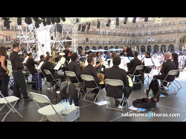 Ferias y Fiestas 2017: concierto de la banda municipal de música
