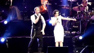 Ronan Keating and Tina Arena - Last Thing On My Mind