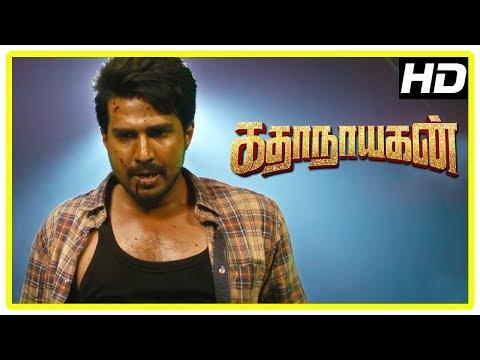 Katha Nayagan Movie Scenes | Vishnu assaults Aruldoss and his gang | Soori
