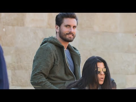 BRUTAL Younes Bendjima FIGHT Video REVEALED! Scott Disick Steps Up To Fatherhood!