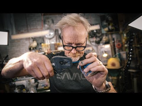 Adam Savage's Favorite Tools: Automatic Wire Strippers