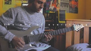 Plini | The End of Everything | Will Thackray Cover