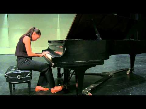 SHANICE AARON: Sonata No.30 in E Major, Op.109: I and II by Beethoven