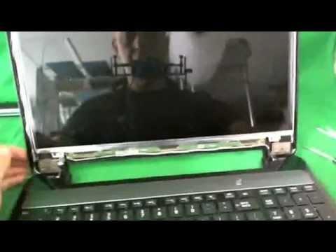 Toshiba Satellite L955 Laptop Screen Replacement Procedure