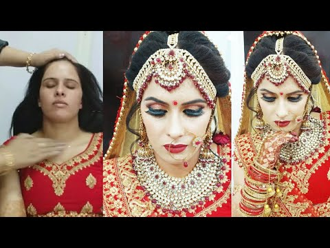 bridal makeup bahut hi aasani se step by step