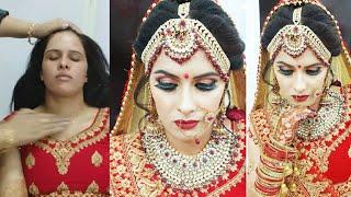 Baixar HD bridal makeup bahut hi aasani se( step by step)