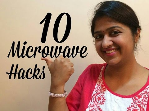10 Microwave Food Hacks,10 Easy Microwave recipes,Life Made Easy With These Microwave Hacks