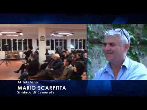 """INFRASTRUTTURE . IL SINDACO DI CAMEROTA  """" IL CILENTO FINALMENTE NELL'AGENDA POLITICA DELLA REGIONE """"."""