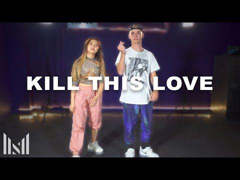 "BLACKPINK - ""Kill This Love"" Dance  Matt Steffanina & Bailey Sok Choreography"