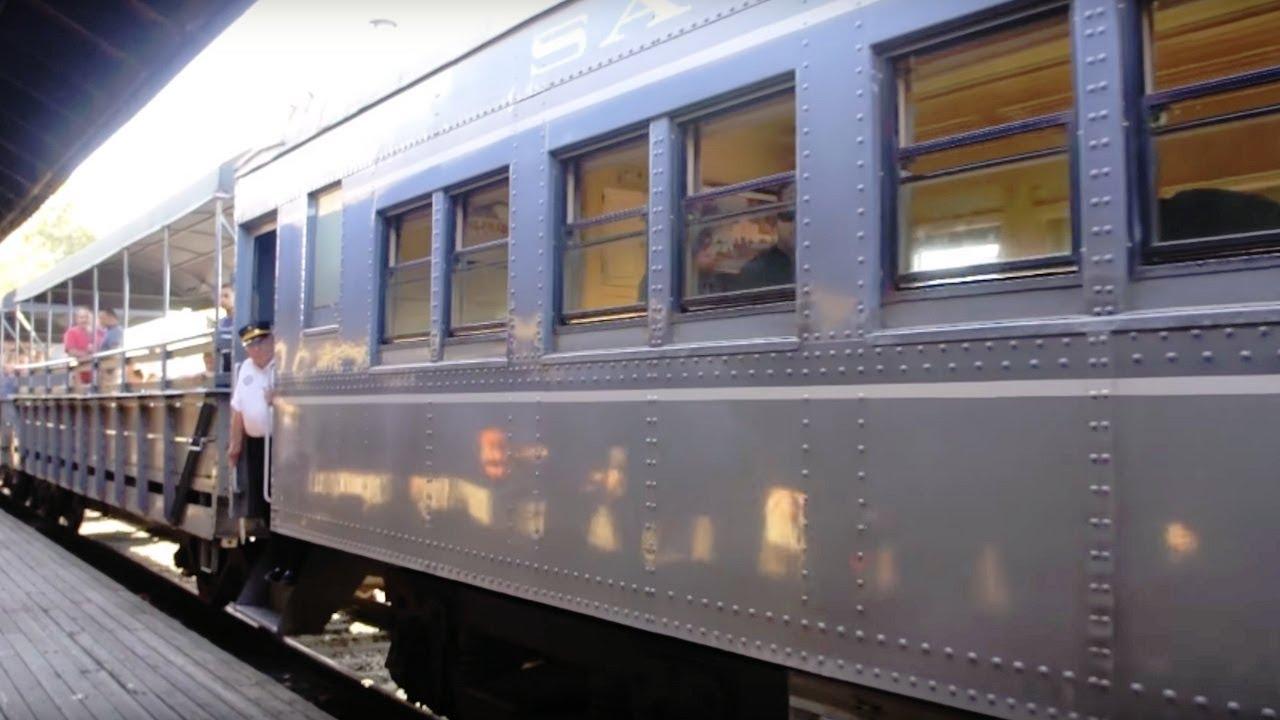 Train ride. Old Sacramento - YouTube