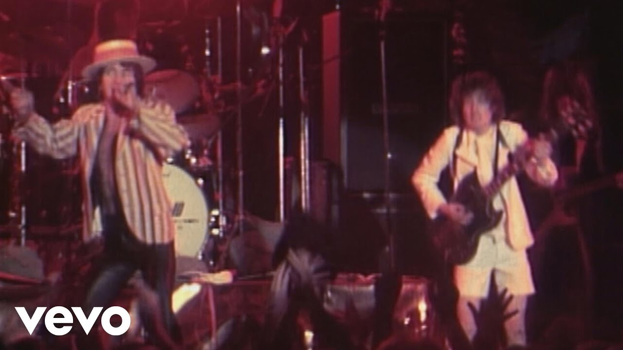 AC/DC Show Business - YouTube