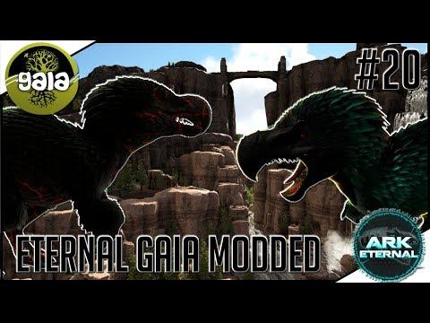 ARK Eternal Gaia Modded #20 - DINOS UPGRADEN! PARADOS DODOREX UND FORGOTTEN DODOREX T3!