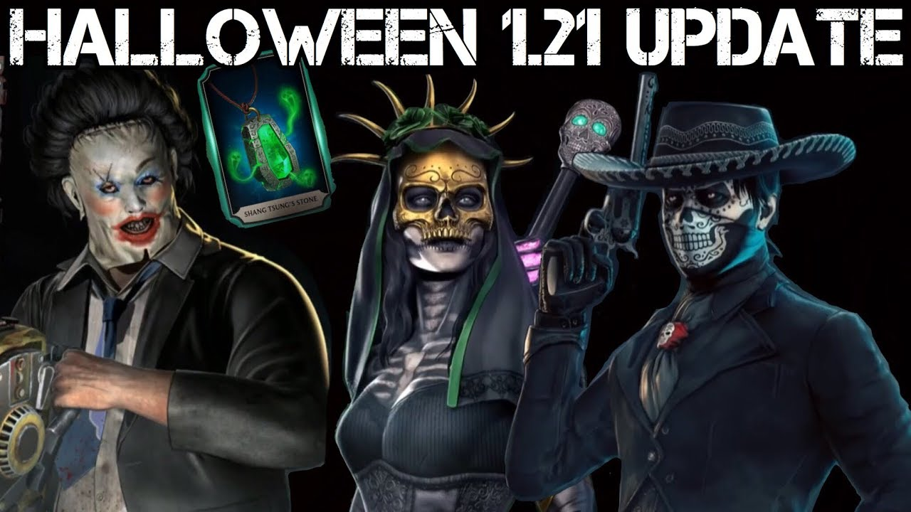 Mkx Mobile Halloween Update 2020 HALLOWEEN 1.21 UPDATE!Mkx Mobile   YouTube