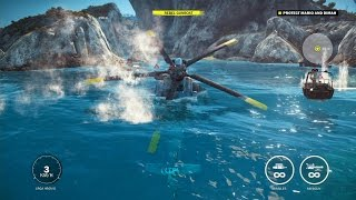 Just Cause 3: Giant Bomb Quick Look