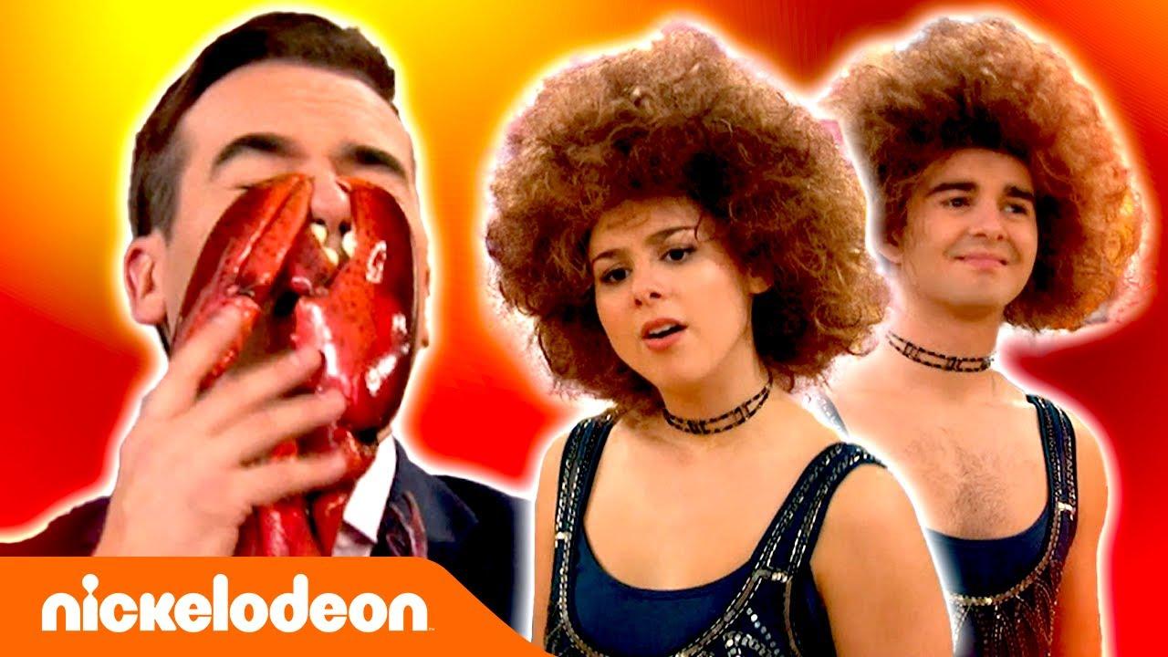 Grzmotomocni | Najlepsze szkolne momenty | Nickelodeon Polska