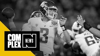 Starting QB for Washington State Found Dead in Apparent Suicide