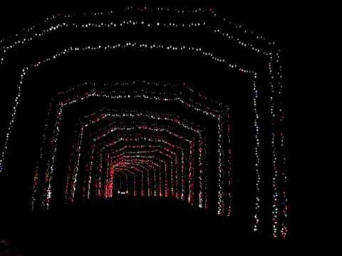 Belton Christmas Lights 2009 - YouTube