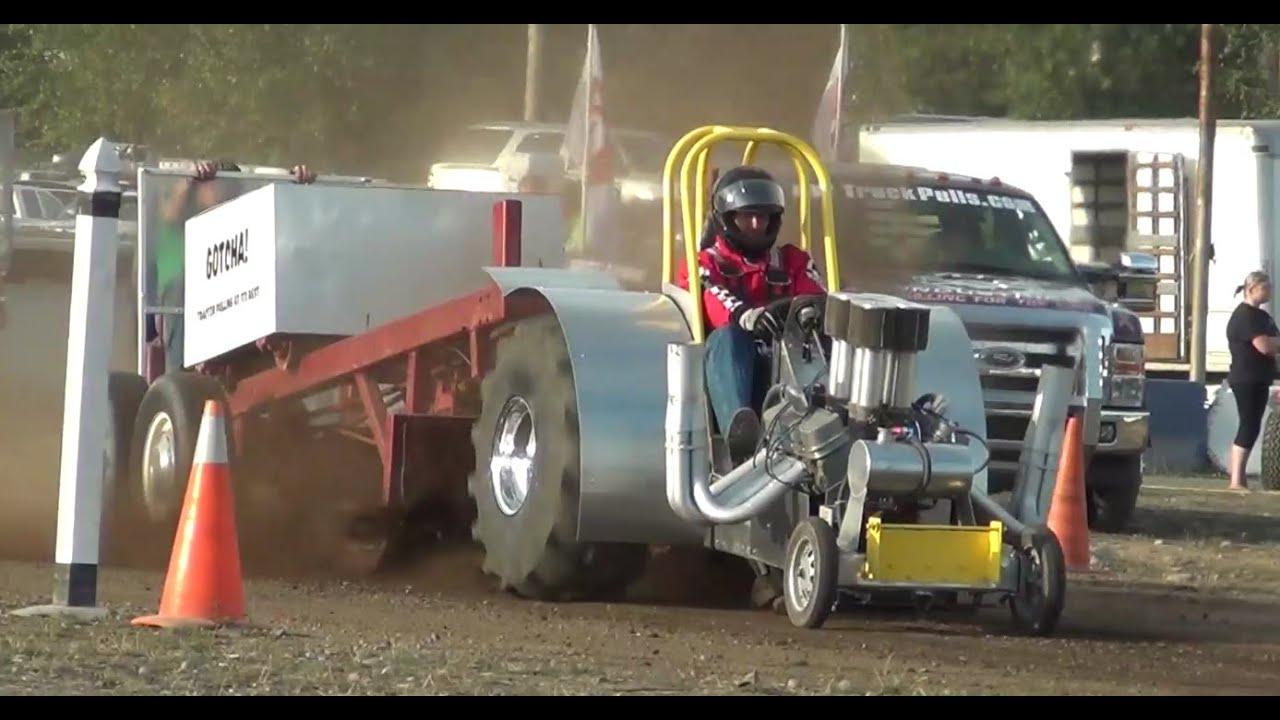 Mini Mod Tractor Pulling : Mini modified pullers evergreen state fair truck