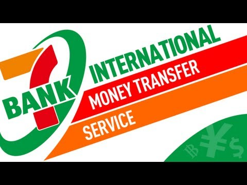 Seven Bank International Money Transfer Service