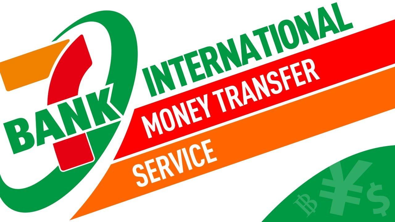 Seven Bank International Money Transfer Service Youtube