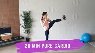 20 minute Pure Cardio