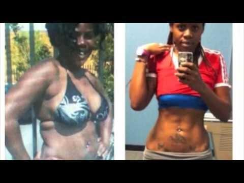 Black Women Fitness Motivation & Body Inspiration