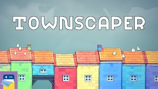 Townscaper: iOS/Android Gameplay Part 1 (by Raw Fury)