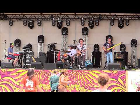 The New Motif at Disc Jam Music Festival 2018~06~10