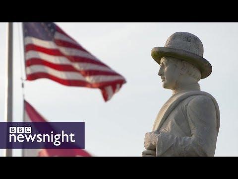 Alabama's Senate race - BBC Newsnight